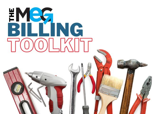 The MEG Billing Toolkit
