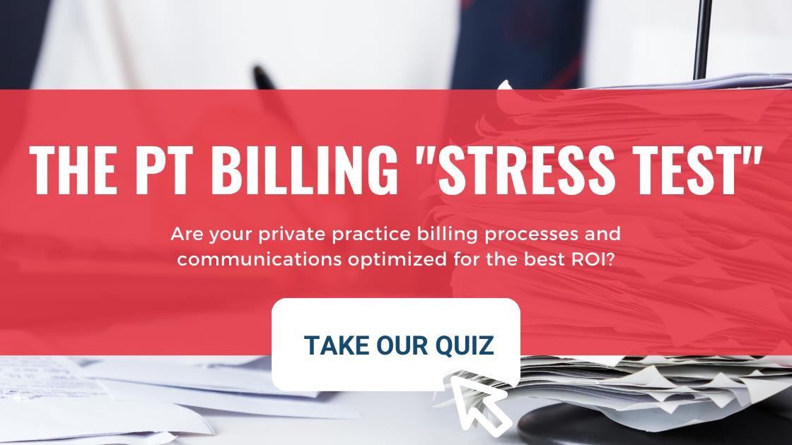 PT Billing Stress Test CTA